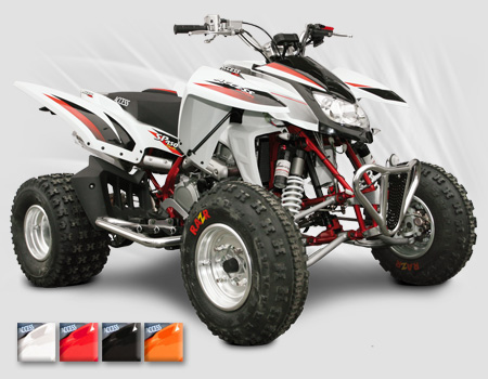 WARRIOR 450 Limited Edition